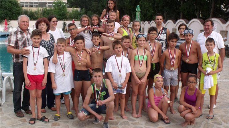 Победители от състезанията за 180-годишнината на В. Левски
