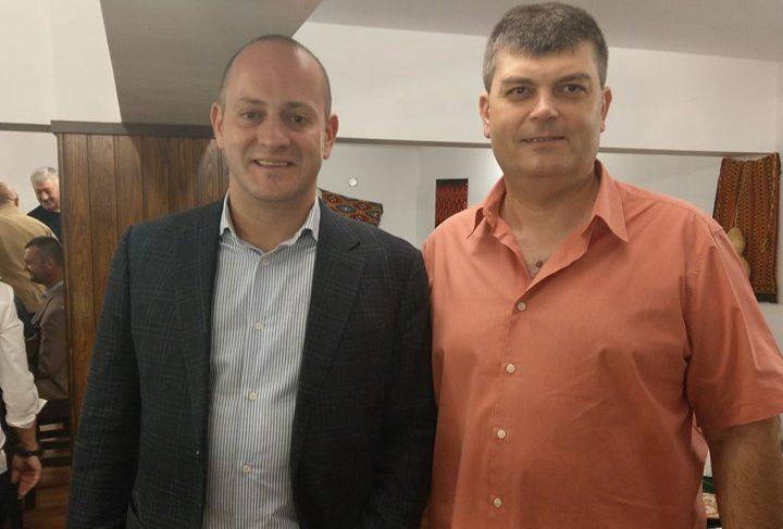 Подкрепа за Демократична България и от евродепутата Радан Кънев