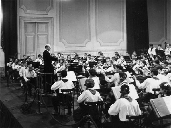 Концерт в Болоня, 1960 г.
